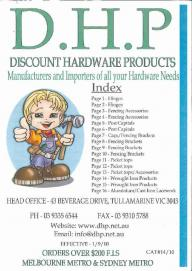Discount Hardware Products