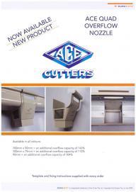 Ace Quad Overflow Nozzle