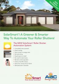 Solarsmart Shutters
