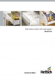 MultiTech Drawer System