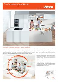 Tips for planning your kitchen