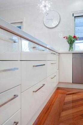 Kitchen Handles Design Ideas by Grandview Kitchens