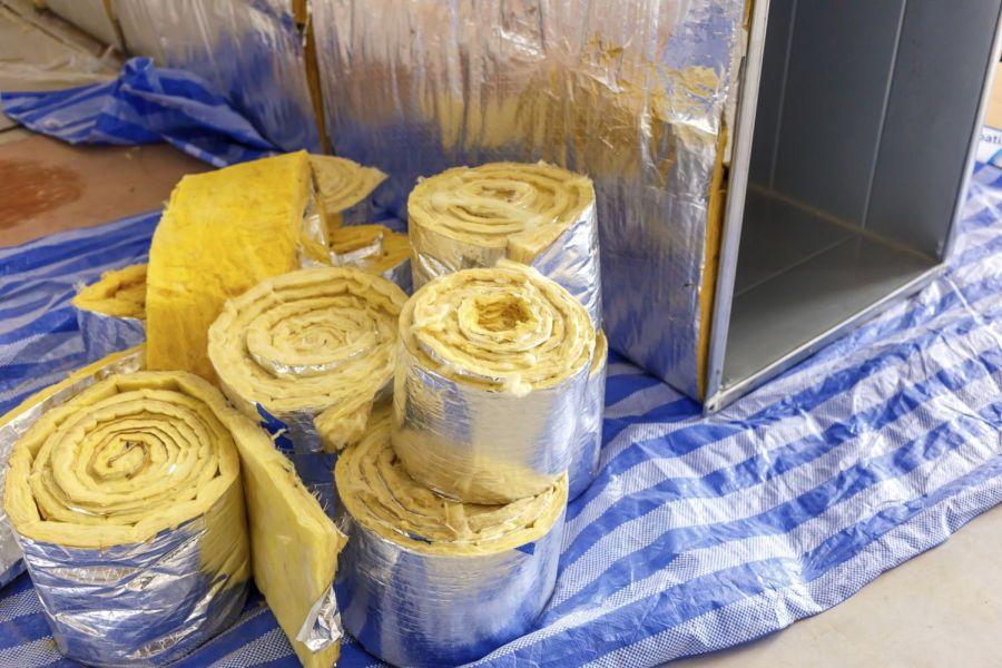 Kirk robinson insulation new town 13 recommendations for Mineral wool insulation vs fiberglass
