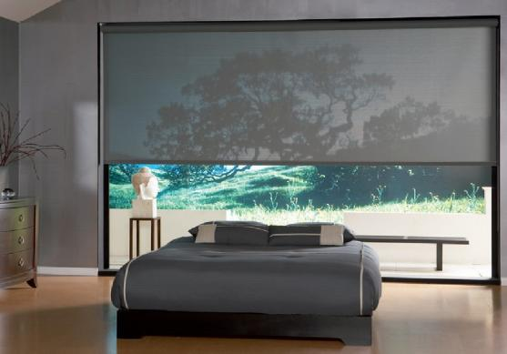 Roller Blind Designs by Budget Awnings and Blinds