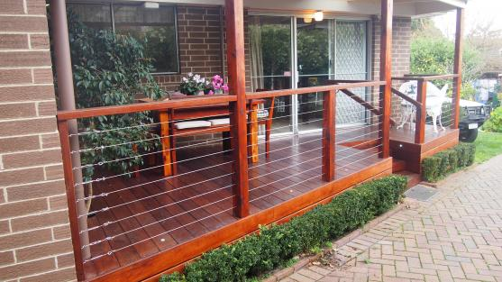 Elevated Decking Ideas by Ray Gregory Projects