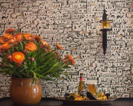 Wallpaper Design Ideas by Horton & Co. Designers