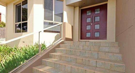 Entrance Designs by Shoal Build