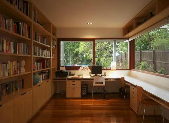 Get Inspired By Photos Of Home Office From Australian Designers