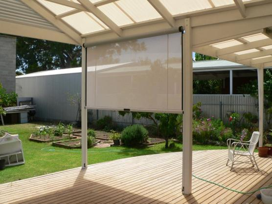 Outdoor Blind Designs by Aqua Shades