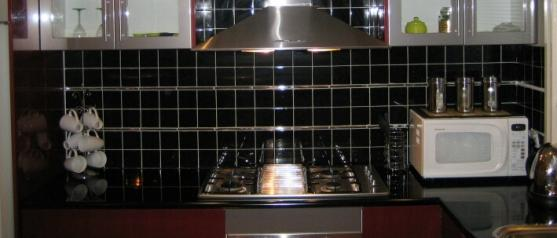 Kitchen Tile Design Ideas by efe kitchen