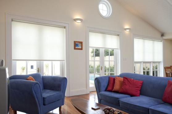 Roller Blind Designs by Instyle Blinds And Shutters Pty Ltd