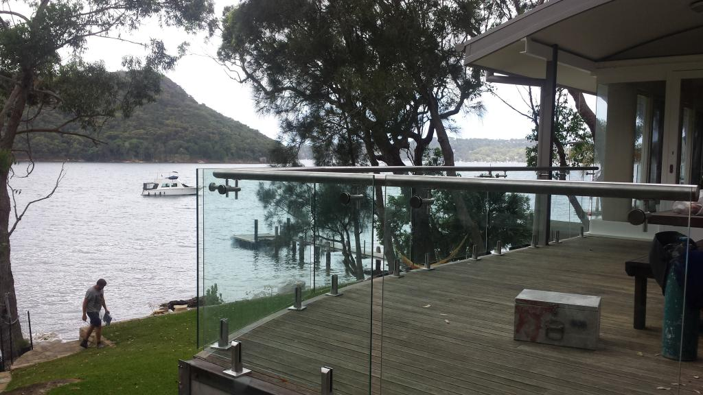 Balustrade Designs by Glass with Class Australia