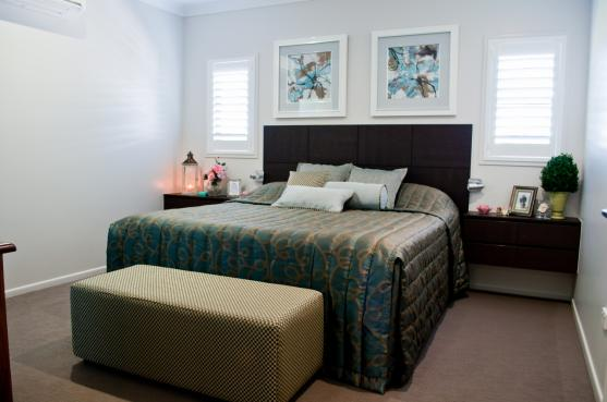 Bed Head Design Ideas by Caryn Spark Interiors