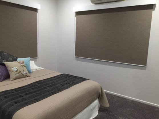 Roller Blind Designs by Caryn Spark Interiors