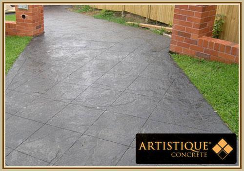 Concrete Resurfacing Ideas by Artistique Concrete