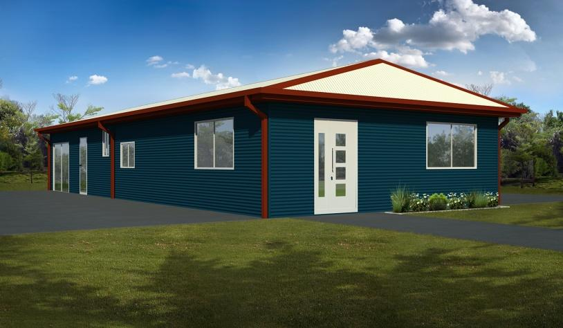 Kit Home Design Ideas by The Shed Network