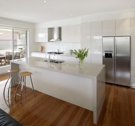 Kitchen Benchtop Ideas by Trademark Kitchens & Design