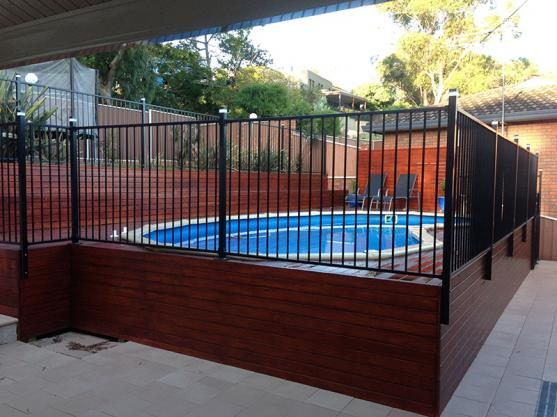 Elevated Decking Ideas by Life Out Doors Decking