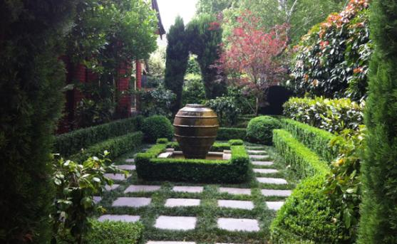 Garden Path Design Ideas by icon landscaping