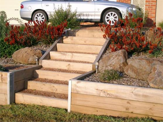 Retaining Wall Design Ideas By Clint Roberts Stonescapes