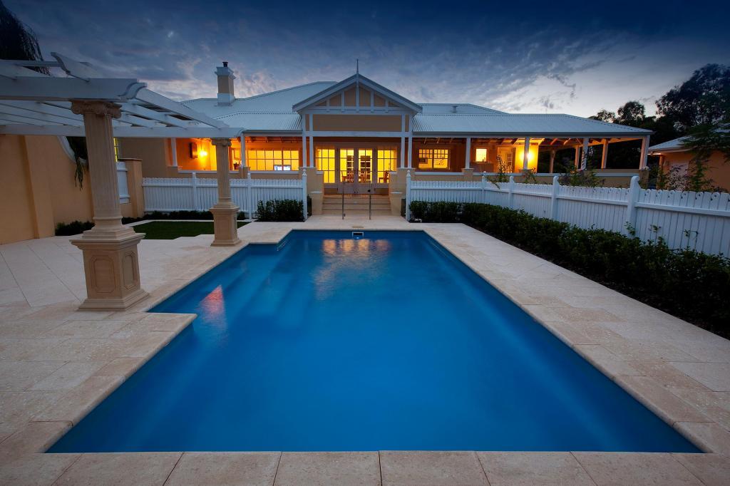 Pools Inspiration Stewart Pools Australia