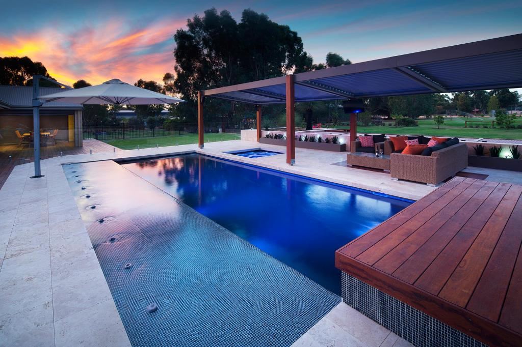 Lap pools inspiration stewart pools australia for Inspiration pool cleaner