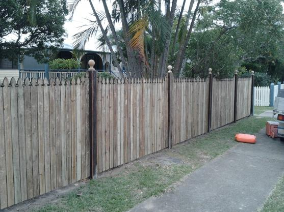 Timber Fencing Designs by Superior Fencing & Landscaping