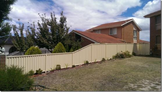 Colorbond Fencing Desgins by GDN Fencing/KD Design & Constructions