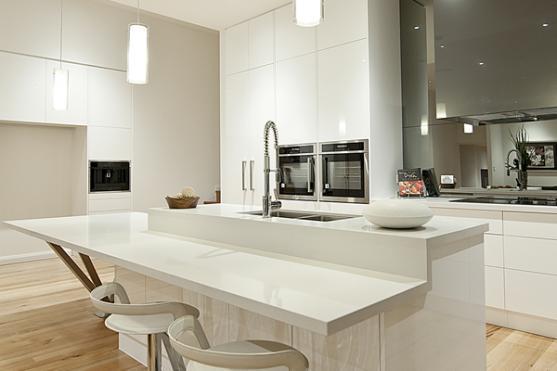 Kitchen Benchtop Ideas by New Millennium Marble & Granite P/L