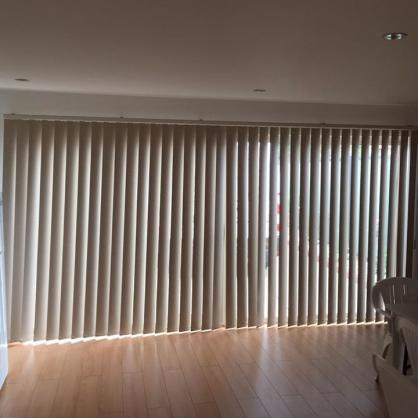 Vertical Blind Designs by Westminster Blinds