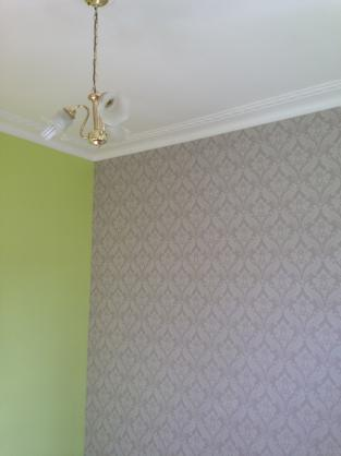 Wallpaper Design Ideas by P&H Coloursmart Painting