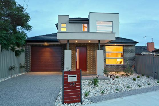 Entrance Designs by Online Concreting and Constructions Pty Ltd