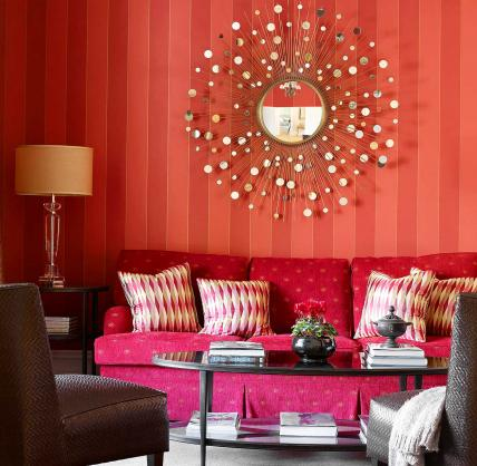 Wallpaper Design Ideas by Danielle Trippett Interior Design & Decoration