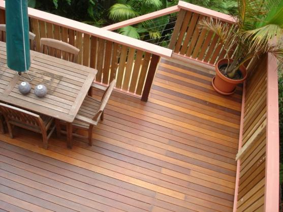 Elevated Decking Ideas by Capjoy PTY. Limited
