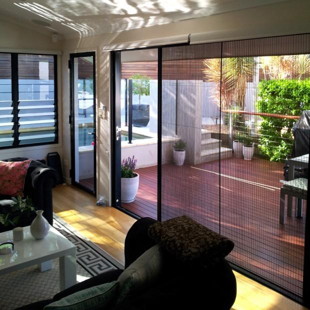 Flyscreens For French Doors: Retractable Flyscreens Inspiration