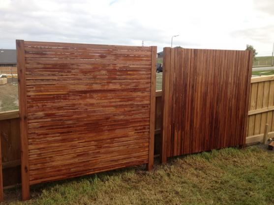 Timber Fencing Designs by Itradies
