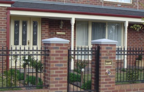Brick Fencing Designs by ARC Fences