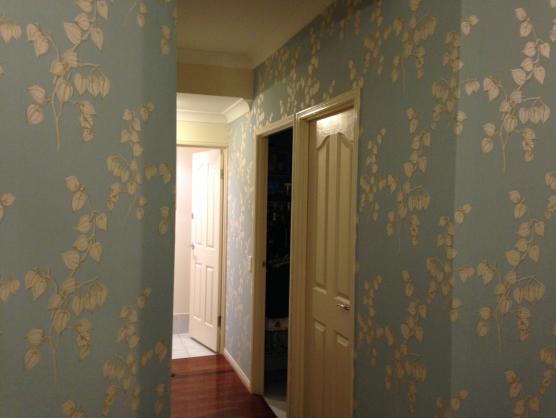 Wallpaper Design Ideas by PG Painters & Decorators
