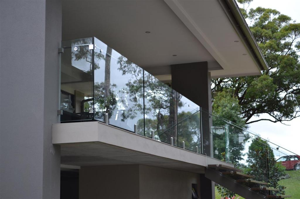 Balustrade Designs by Contemporary Stainless Solutions Pty Ltd