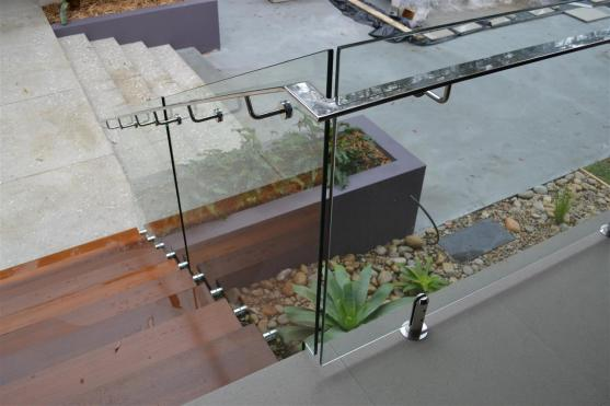 Handrail Design Ideas by Contemporary Stainless Solutions Pty Ltd