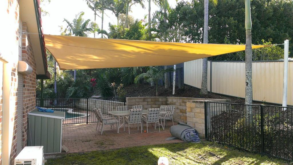 Shade sails inspiration absolute shade sails australia for Shadesails com