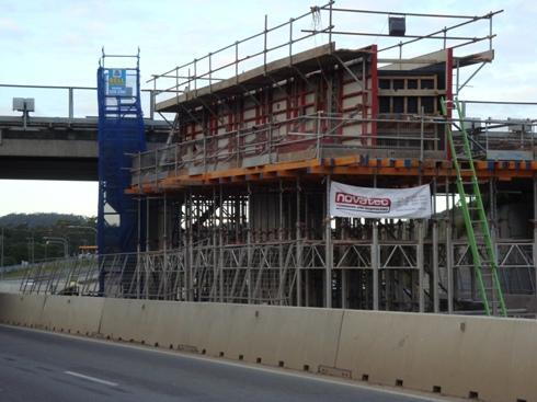 Novatec formwork systems yatala rod shanks for Pool builders yatala