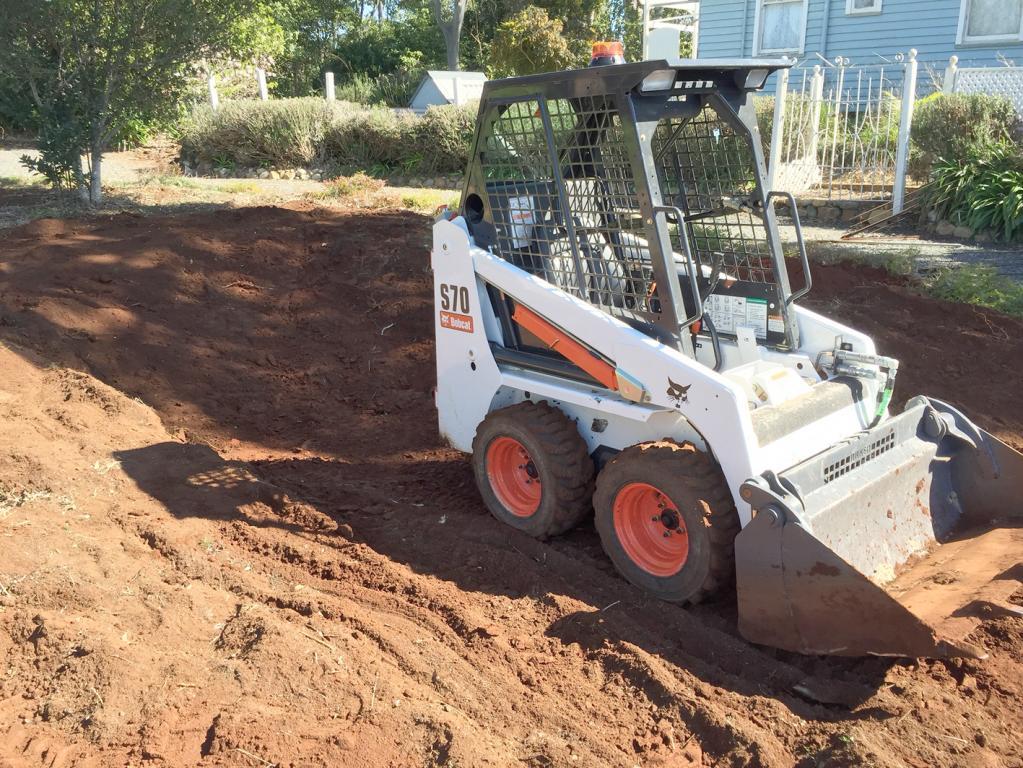 Acreage Mowing Brush Cutting And Bobcat Earthmoving