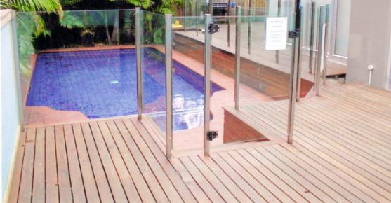Pool Decking Design Ideas by New Era Balustrading