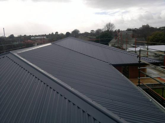 Colorbond Roofing Designs  by click4trades.com.au