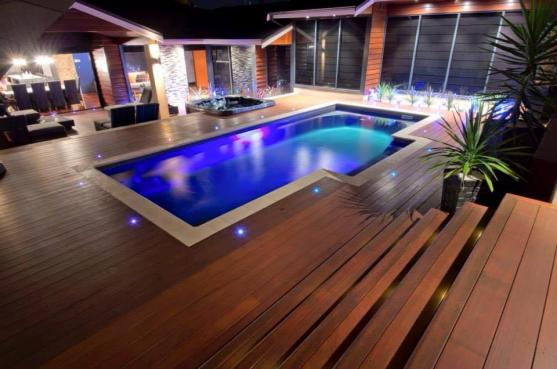 Pool Decking Design Ideas by Quinn's Beach Contracting