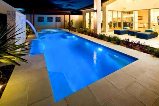 Lap Pool Designs by Quinn's Beach Contracting