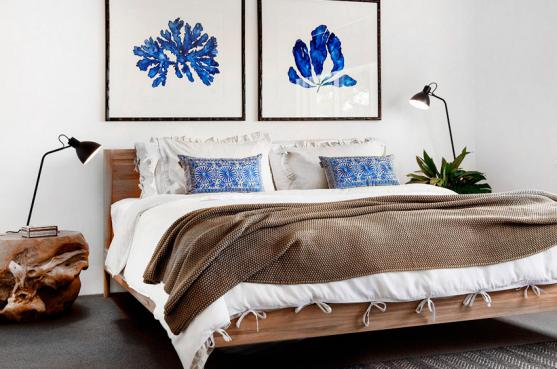 Bed Head Design Ideas by Collected Interiors
