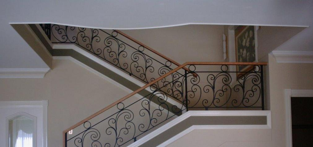 Balustrade Designs by The Wrought Iron Factory