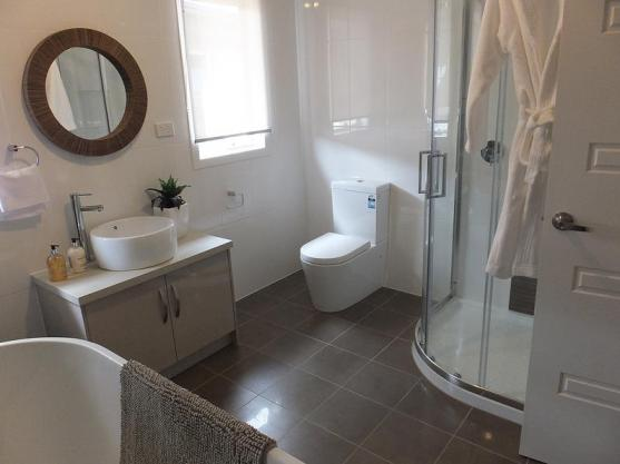 Bathroom Tile Design Ideas by Property Makeovers & Maintenance